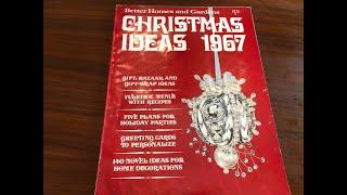 Vintage Magazine Flip Through …
