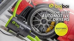 The BEST automotive blow dryers in the world - Bigboi!