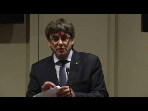 'Catalonia, today and tomorrow'