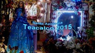 Santa Apolonia Teacalco 2015 Arreglo Floral