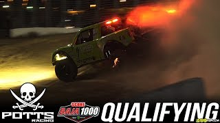Potts Racing qualifies 4th for the 2018 SCORE Baja 1000!