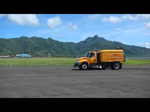 Elgin Crosswind in Pago Pago Airport, American Samoa Nov. 2014