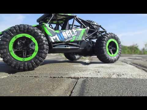 Mainan Anak Mobil Remot Rc Car | Rock Crawler Cheetah King UJ99 2.4 Ghz Rc Transmitter