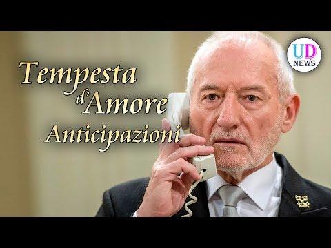 Tempesta d'Amore Anticipazioni. Puntate 14-20 Gennaio 2019. Alfons Finisce In Prigione!