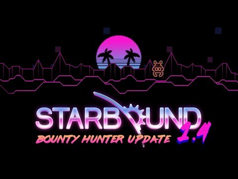 Starbound's long-awaited bounty hunting update is live | PC Gamer