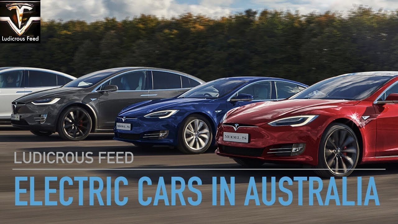 Electric Cars Curly Available In Australia Oct 2018
