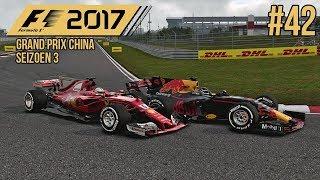 1v1 BATTLE MET VETTEL - F1 2017 #42 (Seizoen 3: China)