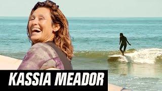 Kassia Meador entre o surfe e a terapia do som   Elas Dançam Com O Mar   Canal OFF