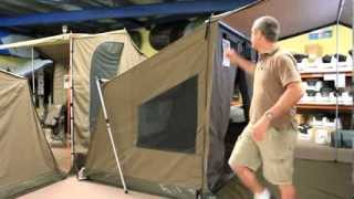 Oztent Tagalong Tent - A great addition to your existing Oztent RV