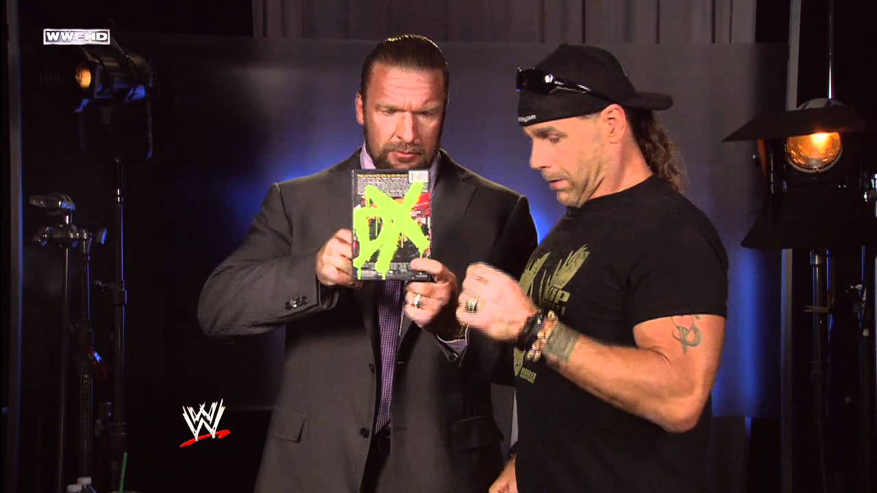 """Download Triple H stars in """"Inside Out,"""" in stores now on DVD and Blu-Ray!"""