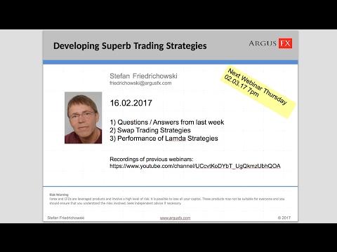 Die Entwicklung von profitablen Handelsstrategien 20170216