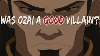 Was Ozai a Good Villain? | Avatar the Last Airbender