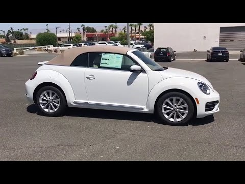 2019 Volkswagen Beetle Convertible Palm Springs, Palm Desert, Cathedral City, Coachella Valley, Indi