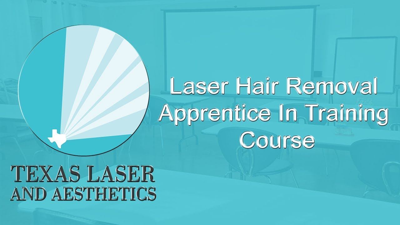 Laser Hair Removal Apprentice In Training Course - YouTube