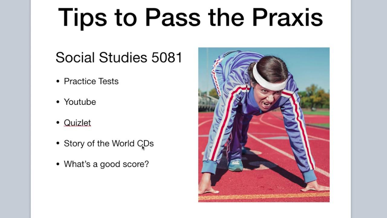 5081 Praxis Passing Score