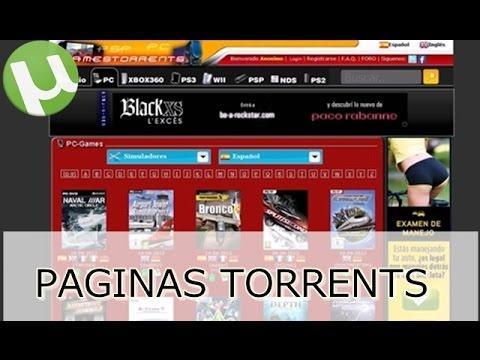 Paginas para descargar juegos wii por torrent