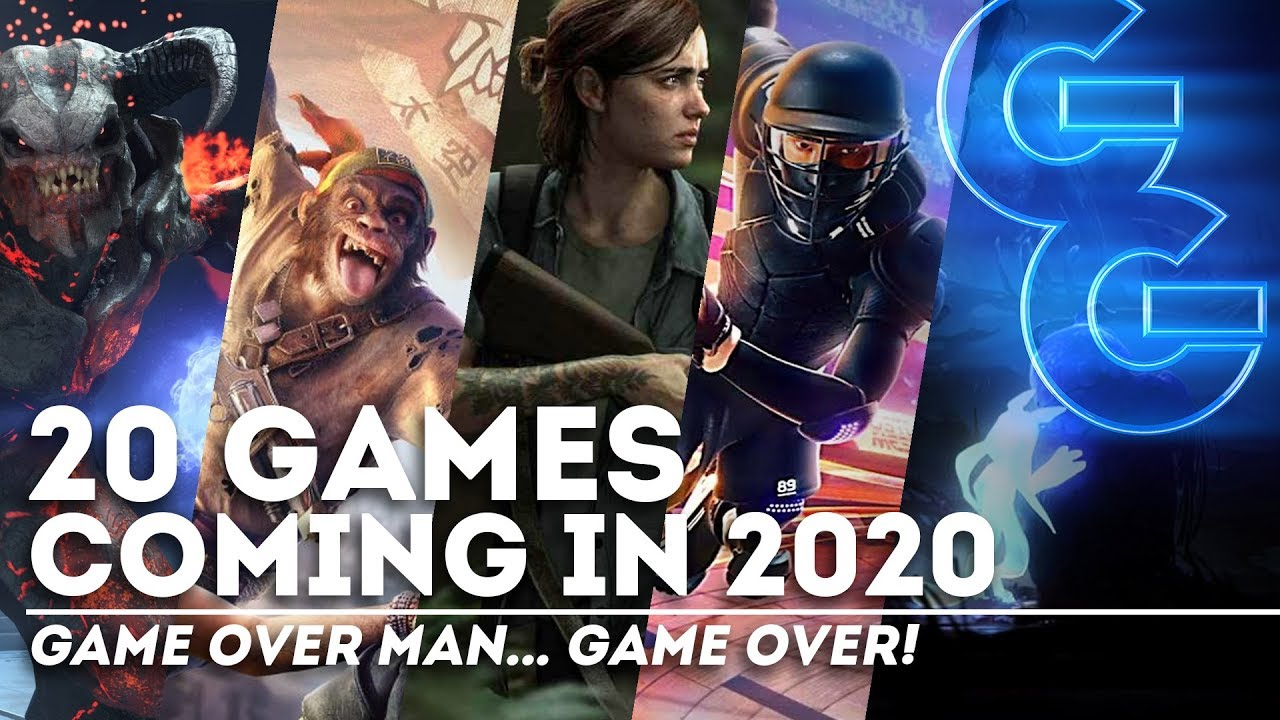 20 Games to Look Forward to in 2020 (GOOSE'S FINAL VIDEO EVER!)