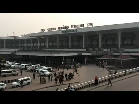 Hazrat Shahjalal International Airport Dhaka
