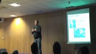 Electrónica Transparente e o transístor de papel: Prof. Rodrigo Martins at TEDxISTTagus