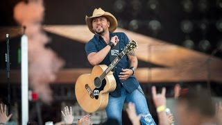 Jason Aldean . Tryin' To Love Me . Old Boots, New Dirt . Lyrics