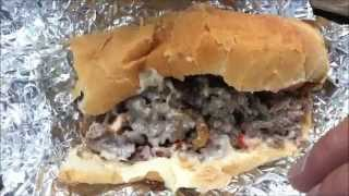 Jersey Mike's #17 Famous Philly Steak Sub Review