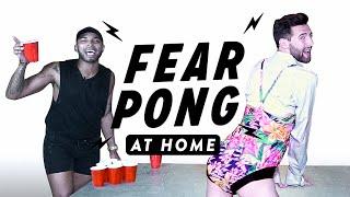Bootylicious Frenemies Play Fear Pong | Curtis vs. Sebastion | Cut