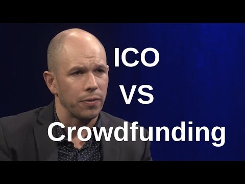 ICO Vs Crowdfunding For Startups   Ep2 Ex 11
