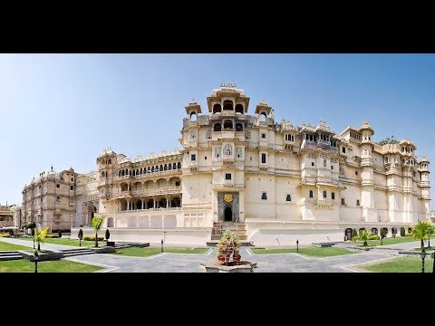 Journey To Udaipur City  Lake Palace walk around and how it is  look