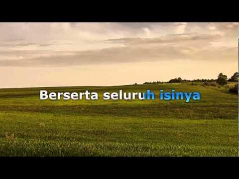 Lagu Religi New Sakha - Allah Yang Kucintai