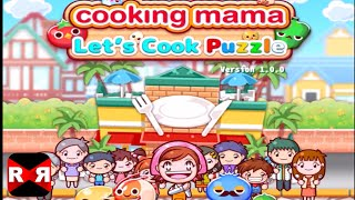 Cooking Mama Let's Cook Puzzle - iOS / Android - Gameplay Video