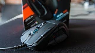 Обзор игровой мыши SS Rival 500