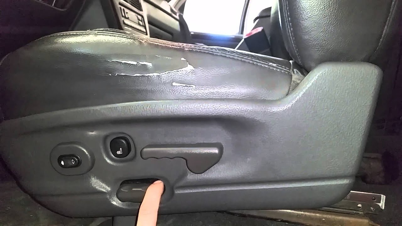 aj  ford explorer driver side front seat youtube