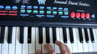 Aarya Feel My Love Keyboard