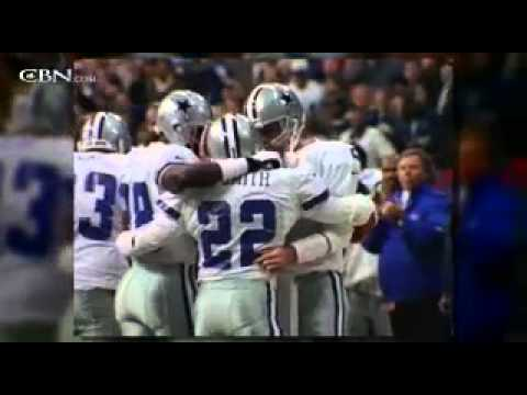 Emmitt Smith: Running for Glory - CBN.com