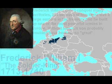 History of Prussia: Kings and Leaders / Hohenzollern