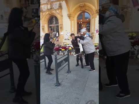 Kolejny wyborca PiS pokazuje swoje prawdziwe oblicze #StrajkKobiet #piekłokobiet #wyroknakobiety