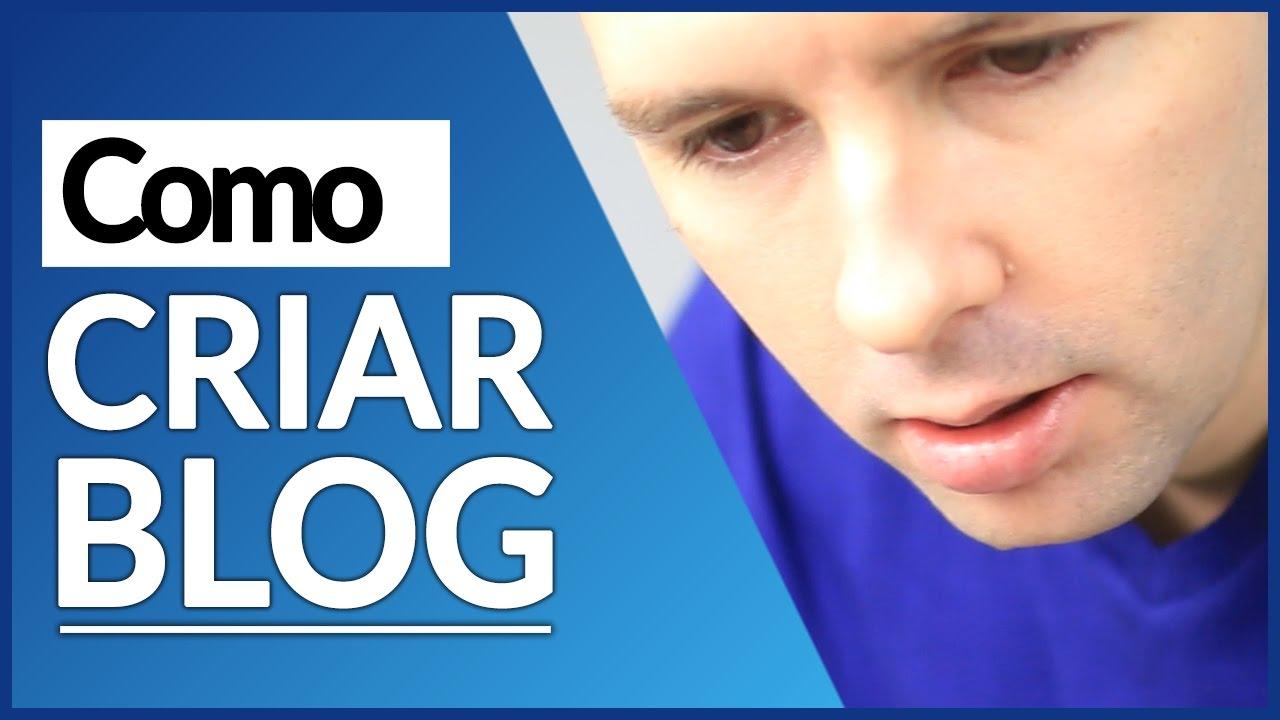 COMO CRIAR UM BLOG Passo A Passo A Partir do Zero | Aula Prática | Alex Vargas