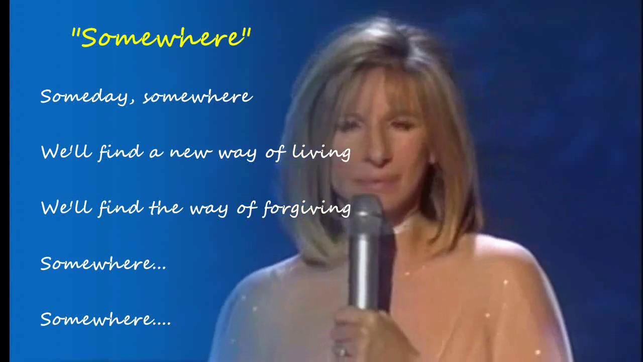 Barbra Streisand Coloring Book Lyrics :