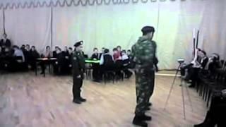 Шуточный клип военно-патриотического клуба