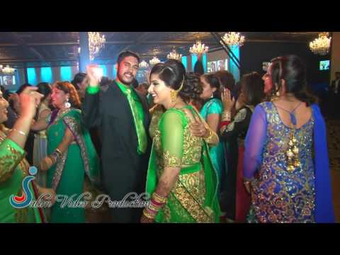 PUNJABI WEDDING HARBIR & AMANJOT RECEPTION