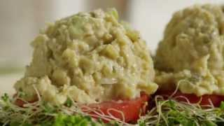 Vegetarian Recipes - How To Make Mock Tuna Salad
