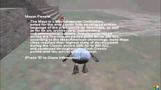 Mayan Simulation