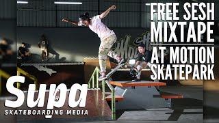 Free Mixtape at Motion Park