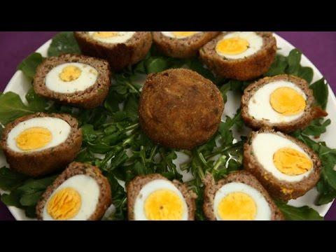 Yumurtalı Köfte Yapımı Videosu