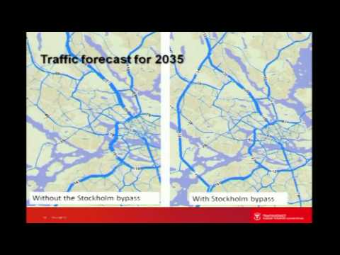 "Riggert Anderson (Swedish Transport Administration): ""The Stockholm Bypass"""
