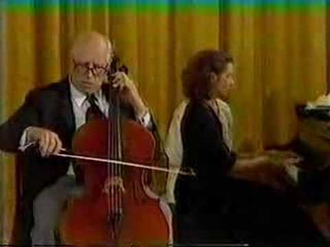 Rostropovich Popper Dance of the Elves