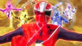 Power Ranger Ninja Steel | Batalla  - Capitulo 7: Ataque de Hackeo