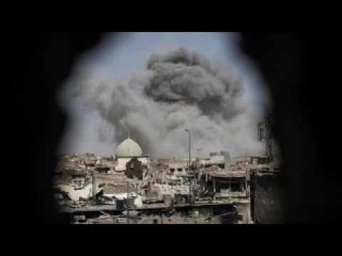 ISIS suicide bombings target Iraqi soldiers in Mosul