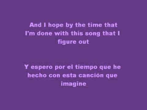 Justin Bieber Fall-Lyrics english/español