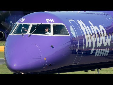 Regional airline Flybe in frantic bid to stave off collapse